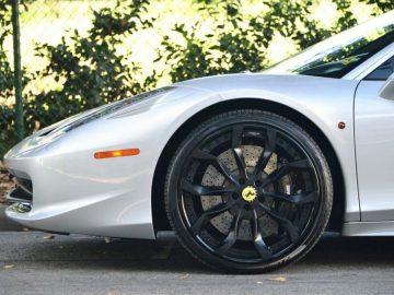 2015 Ferrari 458 Italia Convertible